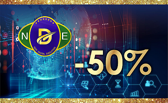 """50% discount on the """"Digital Guarantees, License A"""""""