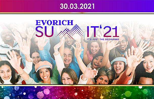 We Invite You on a Journey to a New Life. Evorichsummit21 Conference