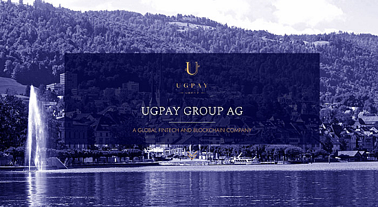 Meet the New UGPay Group AG Website