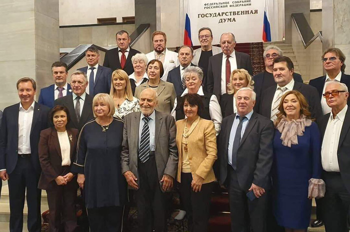 Andrey Khovratov among the outstanding leaders of Russia!